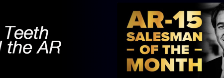 AR-15 Salesman of the month