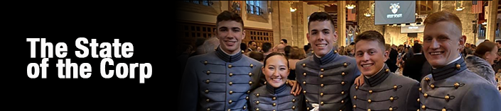 Plebe-Parent Weekend and the State of the Corps