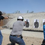 Live Fire Training offered at Artemis held at Prado Olympic Shooting Park