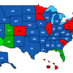 CCW Reciprocity Map For Multi State CCW at Artemis