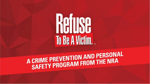 Refuse to be a Victim at Artemis