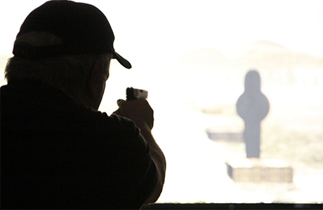Shooter Silhouette