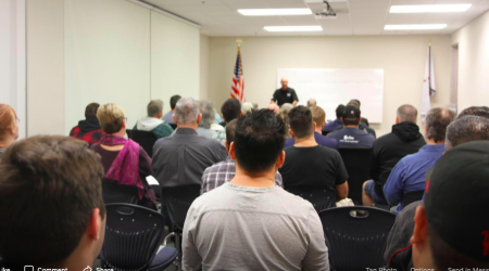 OCSD CCW Process and the History of the CCW